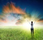 Sea libertad Imagen de archivo libre de regalías