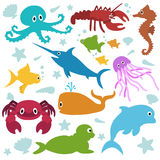 Sea life Stock Photo