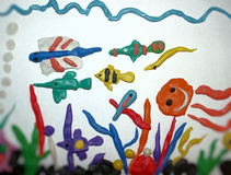 The sea life. Royalty Free Stock Photo