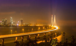 Worli Sealink, Mumbai, India Royalty Free Stock Photography