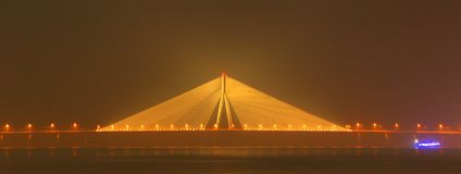 Sea link royalty free stock photography