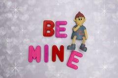 Sea los míos…. Imagen de archivo