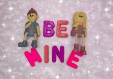 Sea los míos…. Fotos de archivo