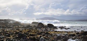 Sea lyrics. Irish poem about the sea royalty free stock photo