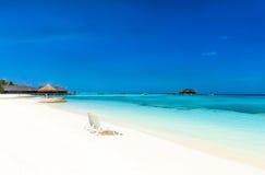 Sea in Maldives Royalty Free Stock Photo