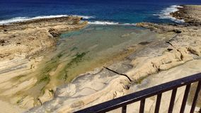 Sea malta Royalty Free Stock Photography