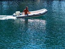 Sea-man Foto de Stock Royalty Free