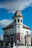 Sea and man museum in Puerto Madryn. Museum of sea and men in Puerto Madryn, Patagonia royalty free stock photography