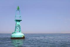Sea mark Royalty Free Stock Image