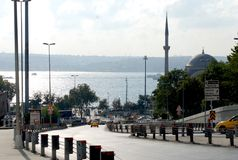 Sea of Marmara Royalty Free Stock Photo