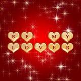 Sea mi amante 3 Foto de archivo libre de regalías