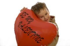 Sea mi tarjeta del día de San Valentín 2 Fotos de archivo libres de regalías