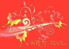 Sea mi tarjeta del día de San Valentín 83 Fotografía de archivo libre de regalías