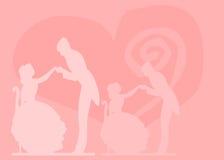 Sea mi tarjeta del día de San Valentín 87 Foto de archivo libre de regalías