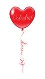 Sea mi tarjeta del día de San Valentín Elemento de la tarjeta de letras de día de las tarjetas del día de San Valentín libre illustration