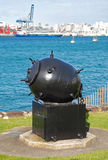 Sea mine Royalty Free Stock Images