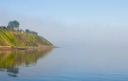 Sea mist. Stock Photo