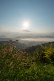 The Sea of Mist royalty free stock images