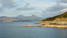 Highlands Isle of skye Royalty Free Stock Photos