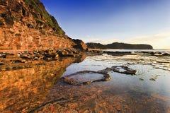 Sea Narrab Head North Puddle Royalty Free Stock Photos