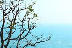 Sea. Naturally beautiful sea in Thailand Stock Photo