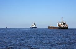 Sea Navigation Royalty Free Stock Photos
