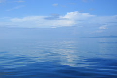 Sea& niebo obraz stock