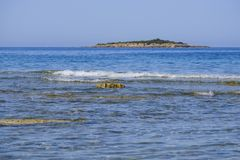 Sea, Ocean, Coastal And Oceanic Landforms, Body Of Water royalty free stock image