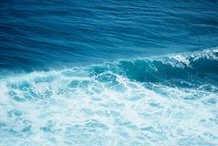 Sea Ocean Surface Details Stock Image