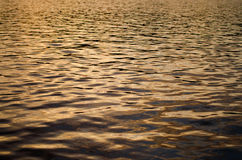Sea ocean water abstract. Abstract sea ocean water during sunset or sunrise. background. horizontal Stock Photo