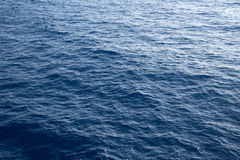 Sea or ocean water surface Royalty Free Stock Images