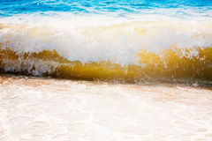 Sea Ocean Waves, Abstract Splash Vacation Background Stock Photos