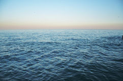 Sea in Odessa. Magnificent views of the sea in Odessa tourist eyes Royalty Free Stock Images