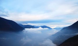 Free Sea Of Clouds Stock Photo - 13507510