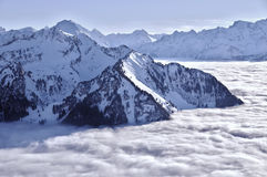 Free Sea Of Clouds Royalty Free Stock Photography - 8413387