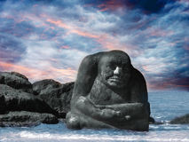 The Sea Ogre stock image