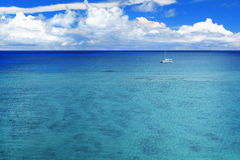 Sea of okinawa Stock Photos