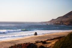 Sea Otter Beach, Carmel-By-The-Sea Royalty Free Stock Photos