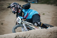 Sea Otter Classic Bike Festival - Dual Slalom Stock Photography