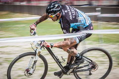 Sea Otter Classic Bike Festival - Short Track - Ben Berden Royalty Free Stock Image