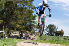Sea Otter Classic Bike Festival - Short Track Stock Images