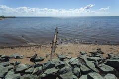 Sea outfall Stock Photos