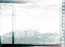 Sea Page Background Art. Wallpaper background of an ocean scape Royalty Free Stock Images