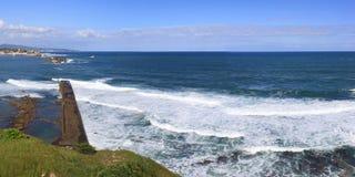 Sea panorama Stock Photo