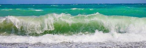 Sea panorama Royalty Free Stock Photo