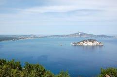Sea park zante Royalty Free Stock Images
