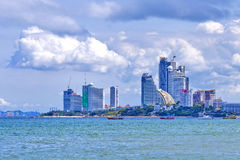 SEA PATTAYA THAILAND Stock Photos