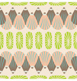 The Sea Pattern Stock Photography