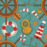 Sea pattern Stock Photos