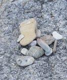 Sea pebble Stock Photos